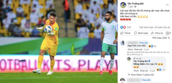 Thất bại trước Australia, dàn tuyển thủ đồng loạt đăng status, Văn Toàn nói 4 từ khiến dân mạng chao đảo Ảnh 4