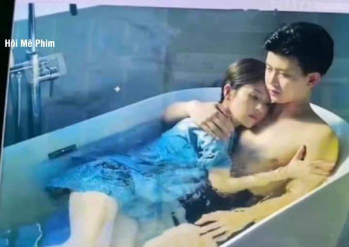 Thực hư về tấm ảnh nóng gây tranh cãi dữ dội của Nhậm Gia Luân và Bạch Lộc trong 'Nhất sinh nhất thế'