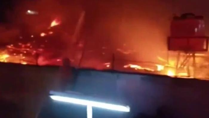 Hỏa hoạn lúc rạng sáng ở nhà tù khiến 40 phạm nhân chết ngay tại hiện trường Ảnh 1