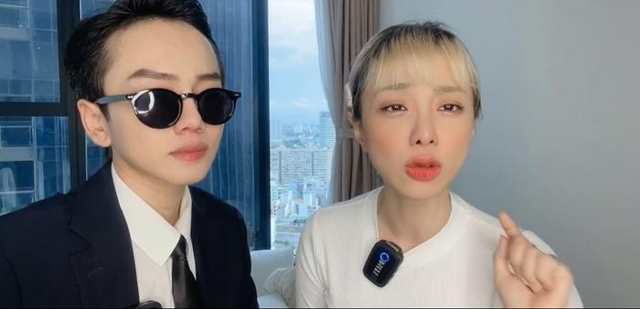 Độc quyền: Miko Lan Trinh và bạn trai chuyển giới nói về ồn ào bị tố cắm sừng: 'Chúng tôi bị gài bẫy' Ảnh 1