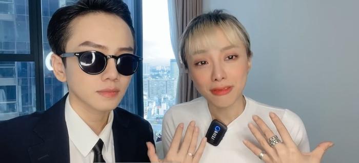 Độc quyền: Miko Lan Trinh và bạn trai chuyển giới nói về ồn ào bị tố cắm sừng: 'Chúng tôi bị gài bẫy' Ảnh 3