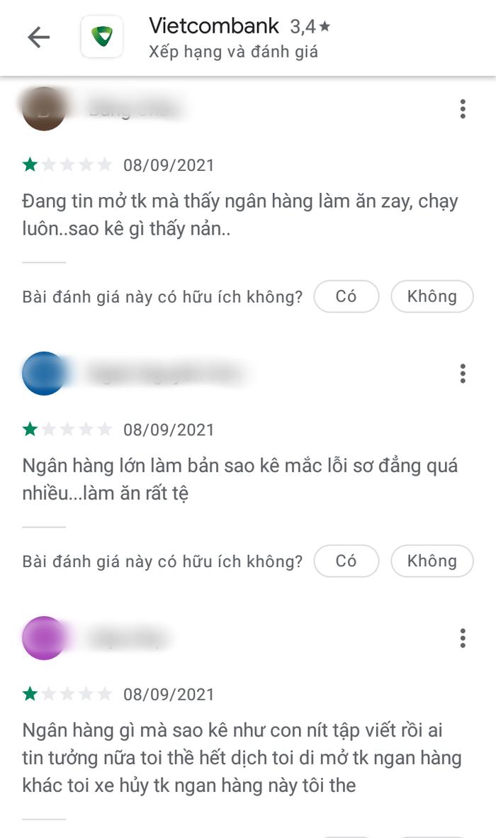 Trấn Thành tung 1000 tờ sao kê, Fanpage Vietcombank bị 'tấn công' phải khoá bình luận, nhận 'bão' 1 sao Ảnh 8