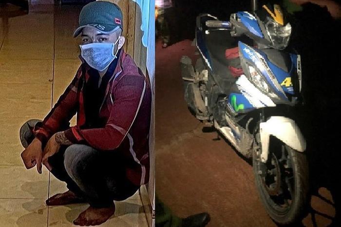 Thanh niên xăm trổ livestream chạy xe máy tốc độ 120km/h 'thông chốt' để dự sinh nhật vợ bạn Ảnh 1