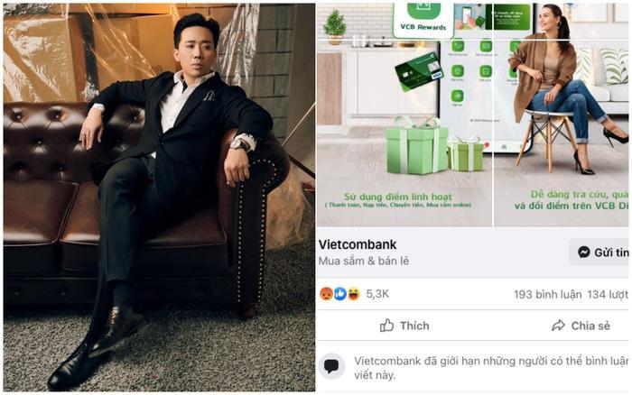 Fanpage bị 'tấn công' khi Trấn Thành công khai 1.000 tờ sao kê: Vietcombank không có nghĩa vụ giải trình Ảnh 1