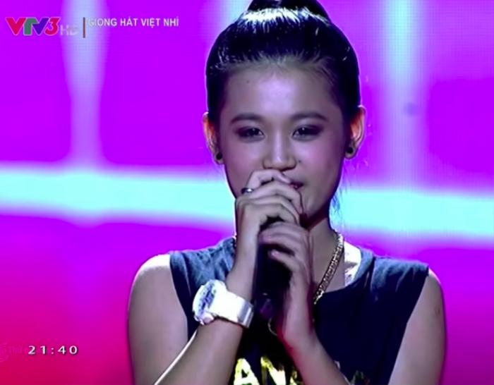 Màn dậy thì thành công của thí sinh The Voice Kids, 'phá đảo' TikTok với giọng hát ngọt lịm