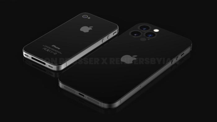 iPhone 13 còn chưa ra mắt, hình ảnh iPhone 14 đã rò rỉ Ảnh 4