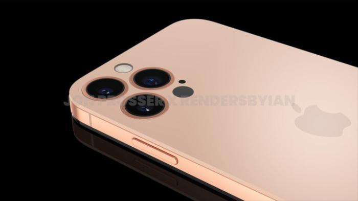 iPhone 13 còn chưa ra mắt, hình ảnh iPhone 14 đã rò rỉ Ảnh 2