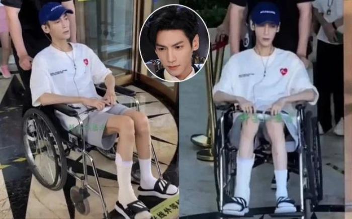 Sao Hoa ngữ giảm cân quá đà, body mỏng dính, Huỳnh Hiểu Minh khiến fan phát hoảng Ảnh 3