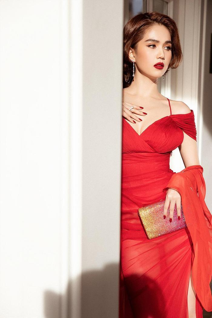'Mỹ nhân đẹp nhất Malaysia' gợi cảm là thế vẫn bị nhận xét thua xa Ngọc Trinh Ảnh 10