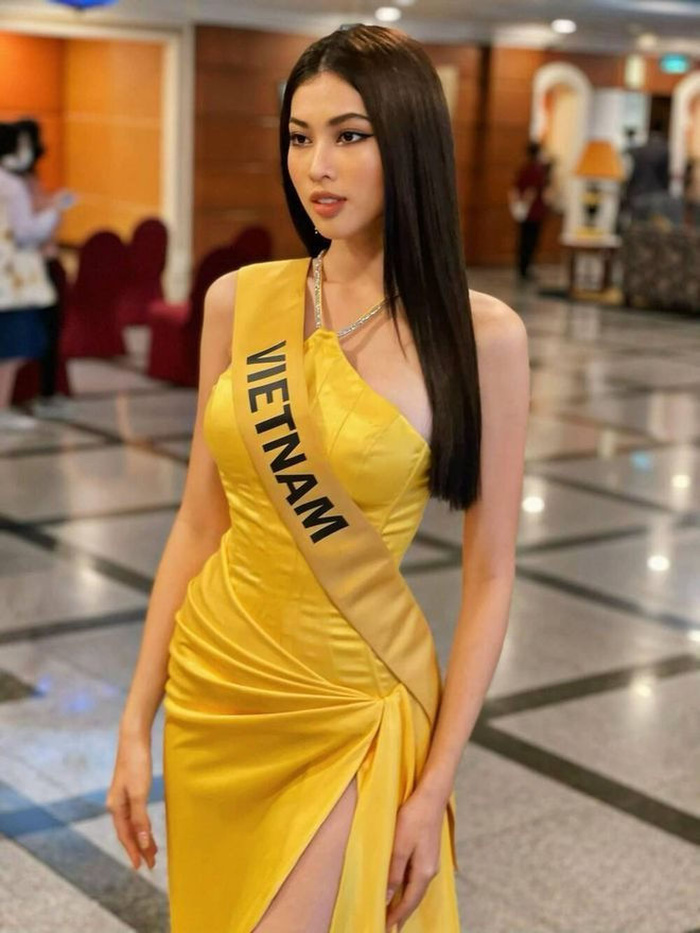 Á hậu Ngọc Thảo lọt Top 42 Miss Grand Slam - Hoa hậu của các Hoa hậu năm 2020 Ảnh 6