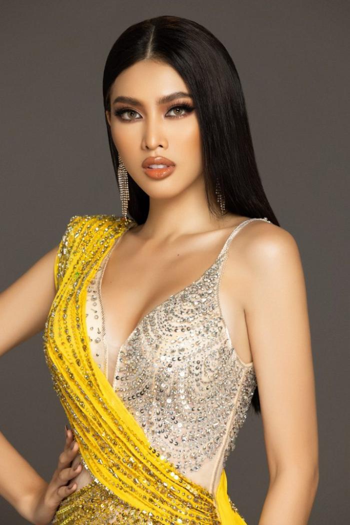 Á hậu Ngọc Thảo lọt Top 42 Miss Grand Slam - Hoa hậu của các Hoa hậu năm 2020 Ảnh 2