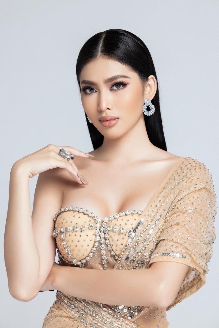 Á hậu Ngọc Thảo lọt Top 42 Miss Grand Slam - Hoa hậu của các Hoa hậu năm 2020 Ảnh 3