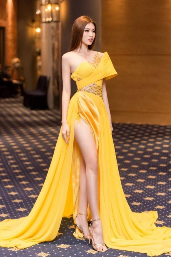 Á hậu Ngọc Thảo lọt Top 42 Miss Grand Slam - Hoa hậu của các Hoa hậu năm 2020 Ảnh 5