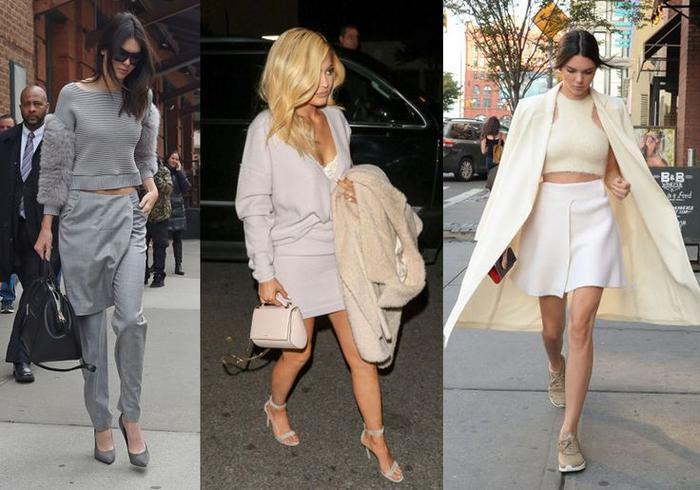 Tip lên đồ đơn giản nhưng 'chặt đẹp cả thiên hạ' của Kendall Jenner và Kylie Jenner Ảnh 10