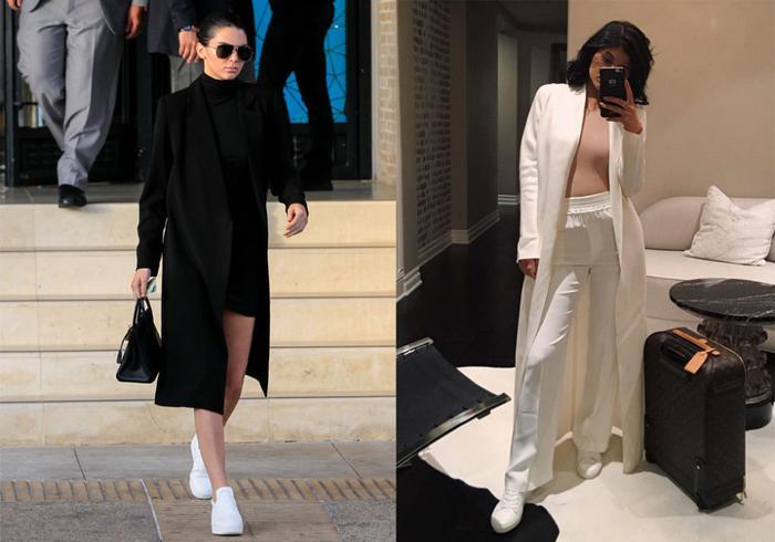 Tip lên đồ đơn giản nhưng 'chặt đẹp cả thiên hạ' của Kendall Jenner và Kylie Jenner Ảnh 4