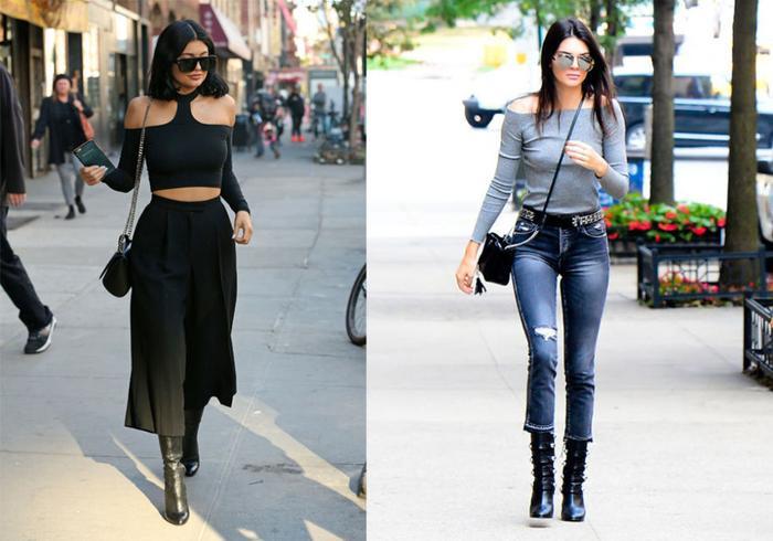 Tip lên đồ đơn giản nhưng 'chặt đẹp cả thiên hạ' của Kendall Jenner và Kylie Jenner Ảnh 9