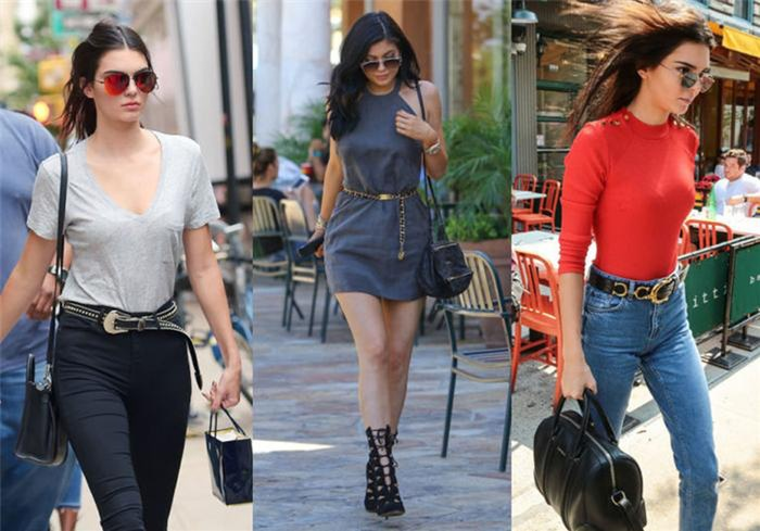 Tip lên đồ đơn giản nhưng 'chặt đẹp cả thiên hạ' của Kendall Jenner và Kylie Jenner Ảnh 1