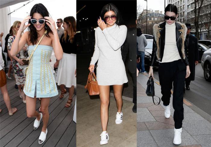 Tip lên đồ đơn giản nhưng 'chặt đẹp cả thiên hạ' của Kendall Jenner và Kylie Jenner Ảnh 5