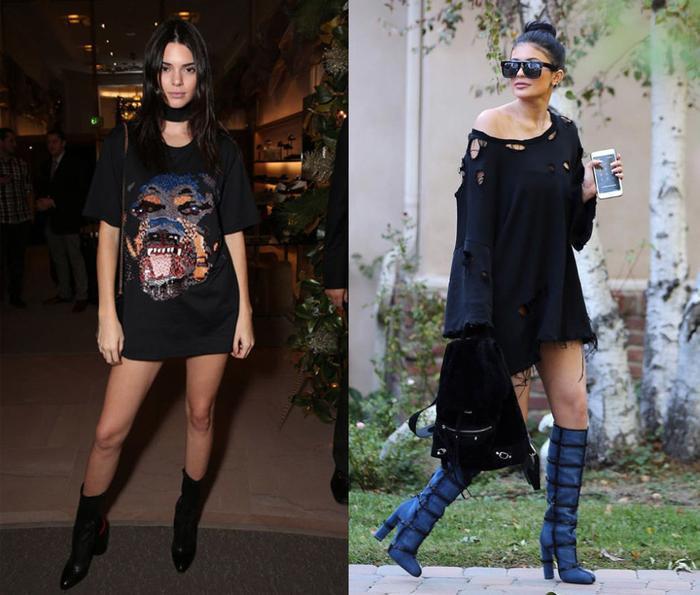Tip lên đồ đơn giản nhưng 'chặt đẹp cả thiên hạ' của Kendall Jenner và Kylie Jenner Ảnh 6
