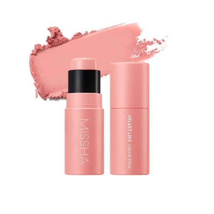 Top phấn má dạng kem giúp gương mặt ửng hồng rạng rỡ bất chấp cam thường Ảnh 1