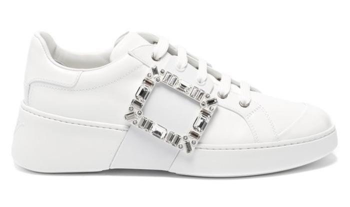 7 mẫu giày thể thao trắng kinh điển mà mọi tín đồ thời trang đều muốn sở hữu Ảnh 5