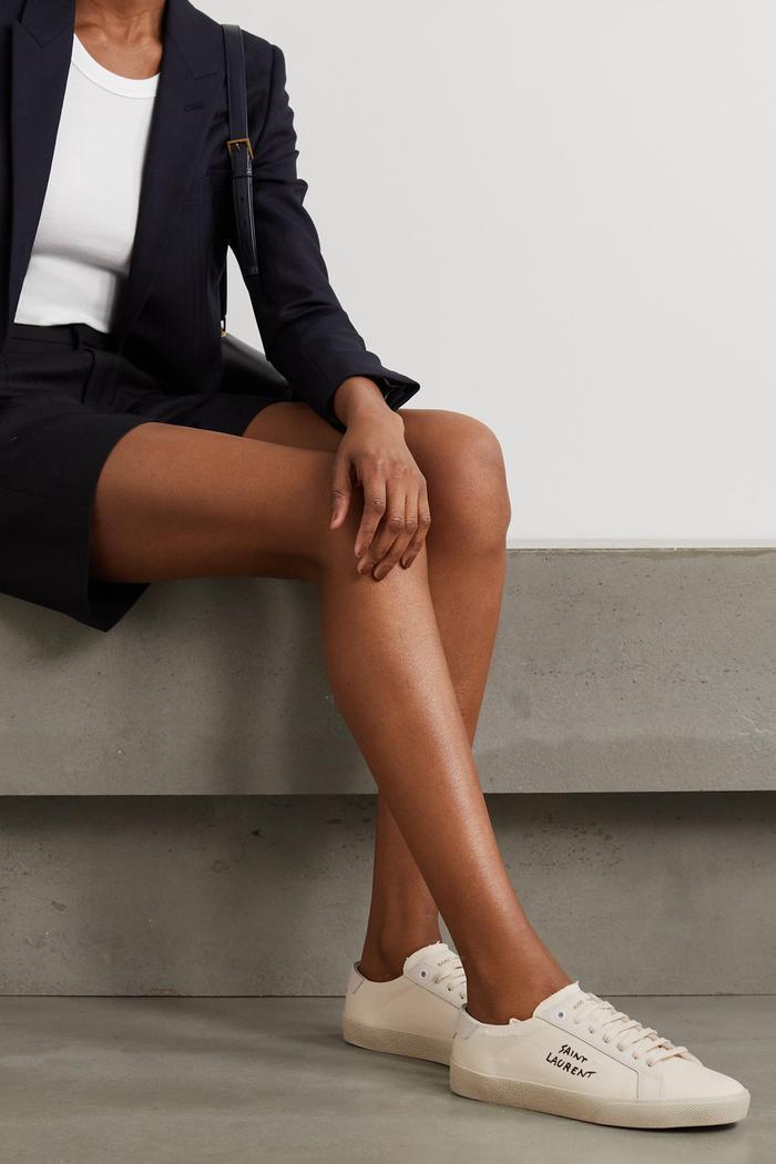 7 mẫu giày thể thao trắng kinh điển mà mọi tín đồ thời trang đều muốn sở hữu Ảnh 4