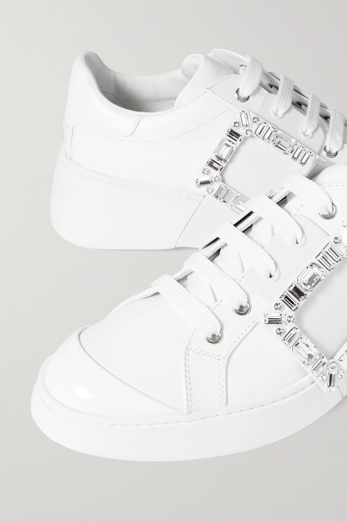 7 mẫu giày thể thao trắng kinh điển mà mọi tín đồ thời trang đều muốn sở hữu Ảnh 6