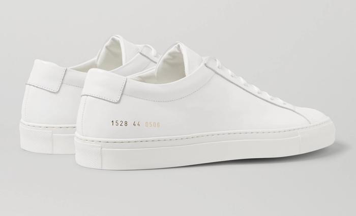 7 mẫu giày thể thao trắng kinh điển mà mọi tín đồ thời trang đều muốn sở hữu Ảnh 1