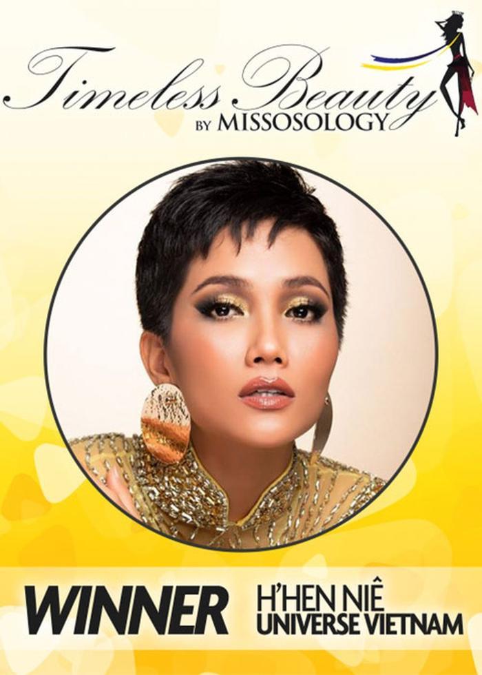 Chưa từng có trong lịch sử - Miss Earth chiến thắng danh hiệu 'Vẻ đẹp vượt thời gian 2020' Ảnh 3