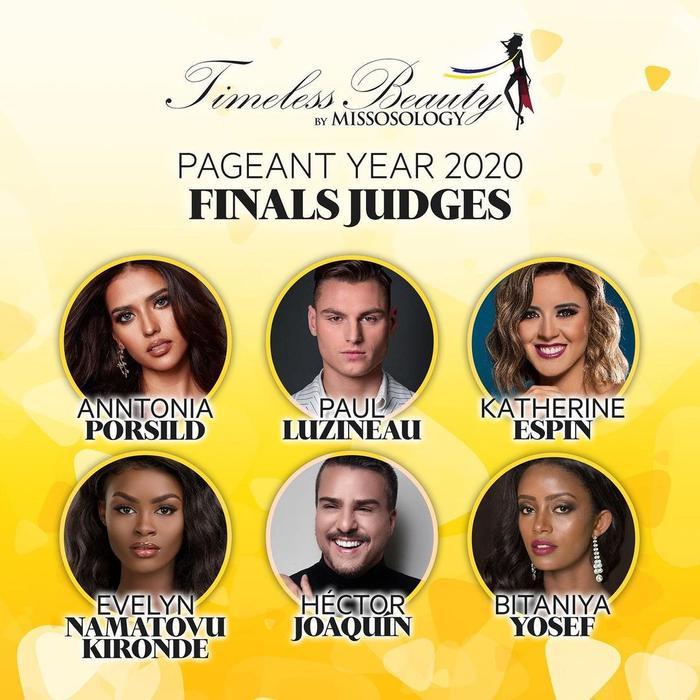 Chưa từng có trong lịch sử - Miss Earth chiến thắng danh hiệu 'Vẻ đẹp vượt thời gian 2020' Ảnh 1