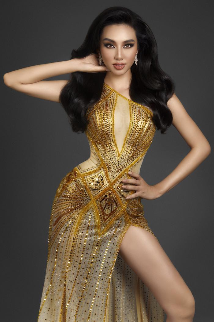 Miss Grand Việt Nam Thùy Tiên trả lời phỏng vấn Tiếng Anh cực gắt khiến fans bất ngờ Ảnh 5
