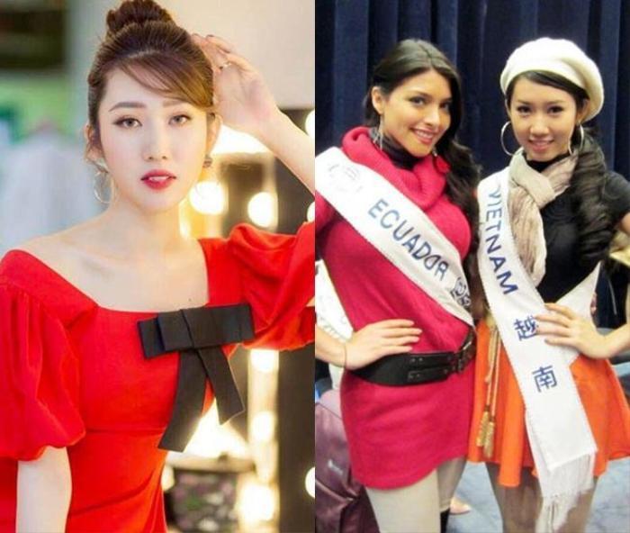 Ảnh thi Hoa hậu của Pha Lê bị soi bụng nọng mỡ, Hà Hồ bị loại vì vi phạm quy chế thi Ảnh 7