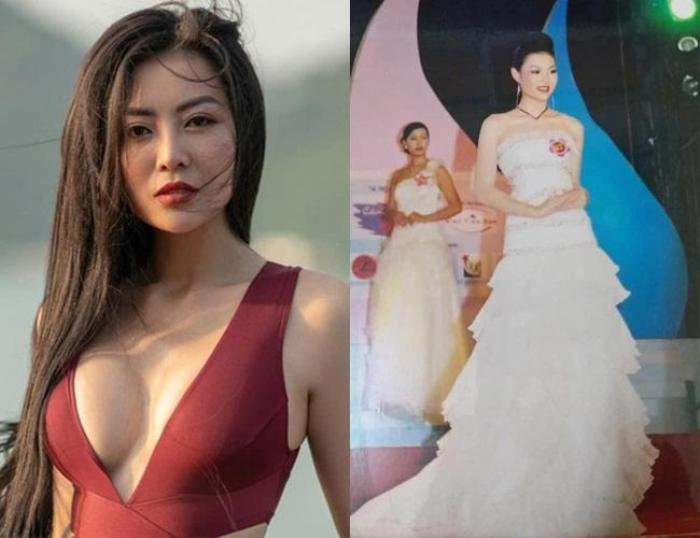 Ảnh thi Hoa hậu của Pha Lê bị soi bụng nọng mỡ, Hà Hồ bị loại vì vi phạm quy chế thi Ảnh 8