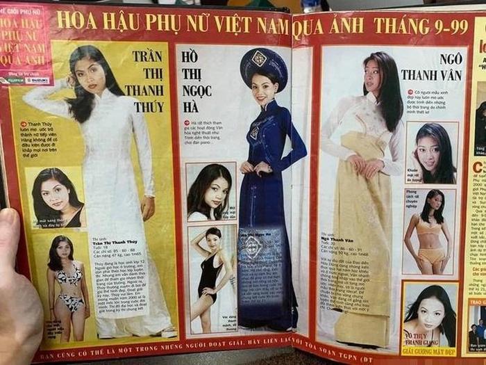 Ảnh thi Hoa hậu của Pha Lê bị soi bụng nọng mỡ, Hà Hồ bị loại vì vi phạm quy chế thi Ảnh 5