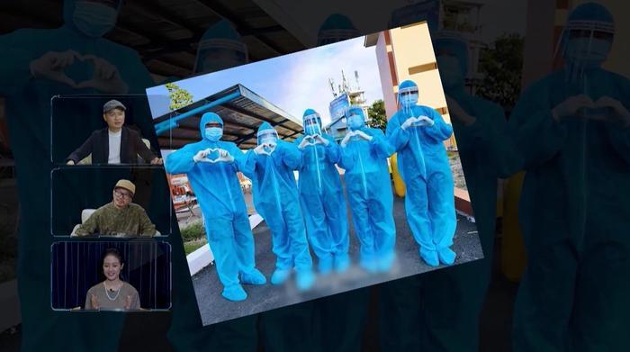 Cara gây xúc động: Làm mới 'Nối vòng tay lớn' theo phong cách EDM, mang hình ảnh bác sĩ tuyến đầu vào MV