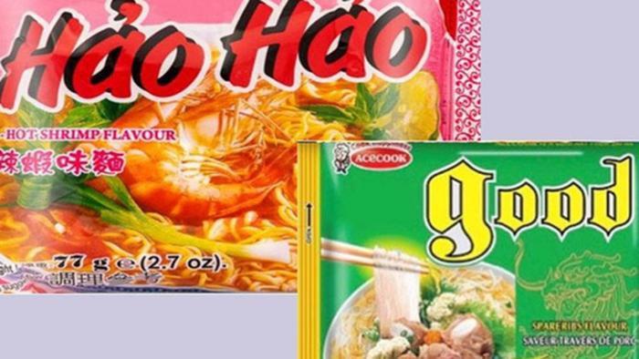 Acecook Việt Nam vừa có kết quả phân tích và khẳng định mì Hảo Hảo nội địa không có ethylene oxide Ảnh 1