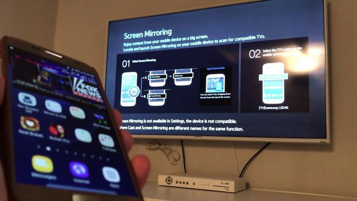 Cách kết nối điện thoại với TV để học trực tuyến mùa dịch Ảnh 1