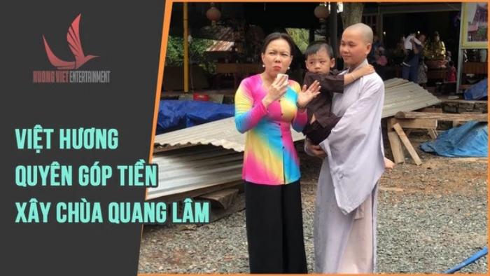 Xôn xao đoạn clip Việt Hương kêu gọi quyên góp, chính chủ lên tiếng phân trần, đồng nghiệp giải nỗi oan Ảnh 2