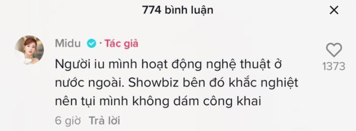 Bị kéo vào dram 'trà xanh', Midu lên tiếng 'đáp trả' netizen và công khai luôn người yêu điển trai Ảnh 2