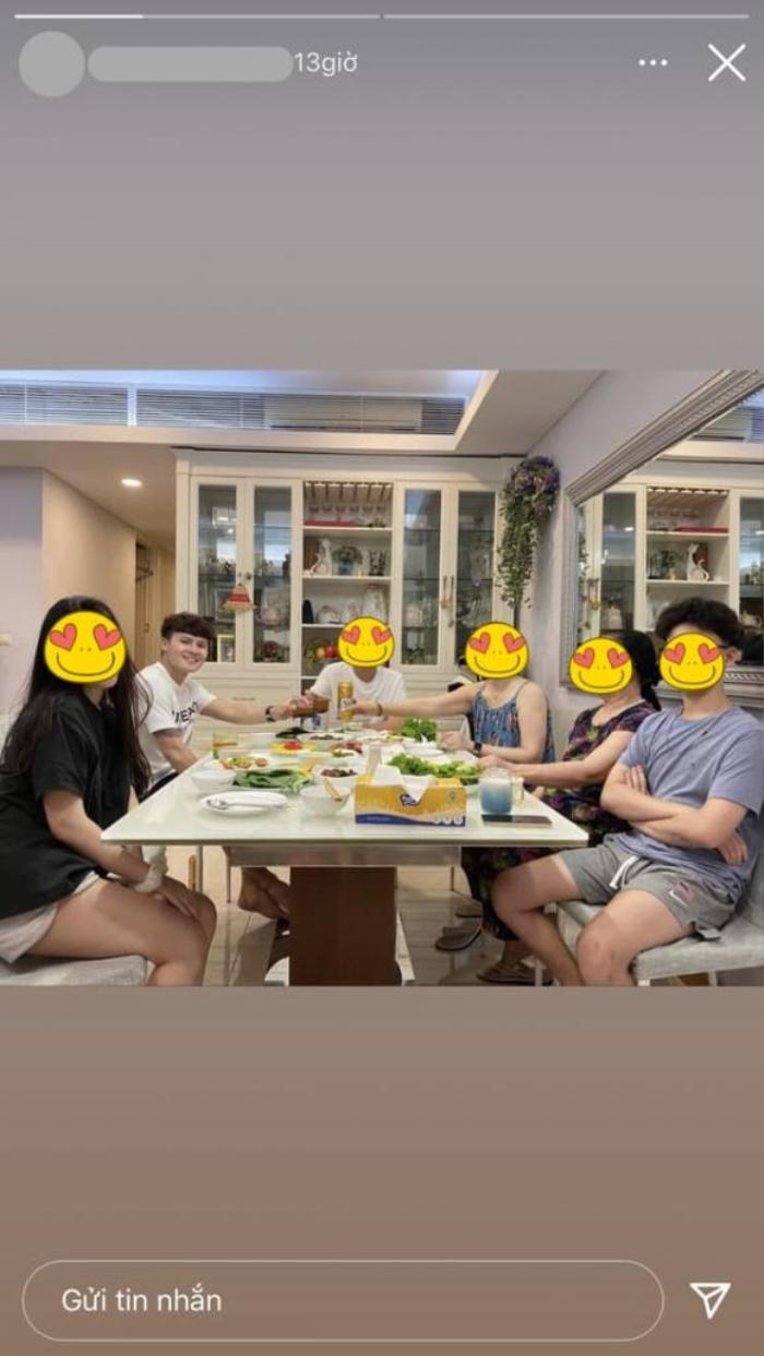Tình mới của Quang Hải nói một câu về Nhật Lê khiến netizen 'rần rần' Ảnh 1