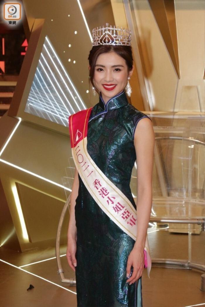 Sau bao mùa thi thố, lâu lắm rồi mới có 1 tân Hoa hậu Hong Kong được khen xinh Ảnh 3