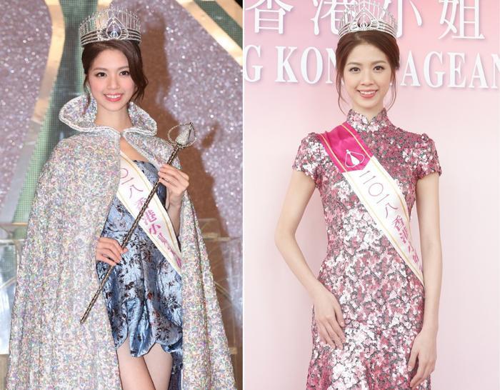 Sau bao mùa thi thố, lâu lắm rồi mới có 1 tân Hoa hậu Hong Kong được khen xinh Ảnh 8