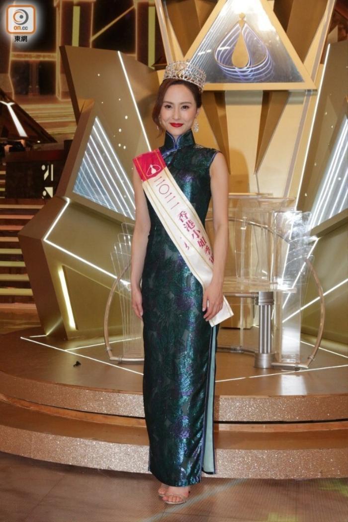 Sau bao mùa thi thố, lâu lắm rồi mới có 1 tân Hoa hậu Hong Kong được khen xinh Ảnh 4