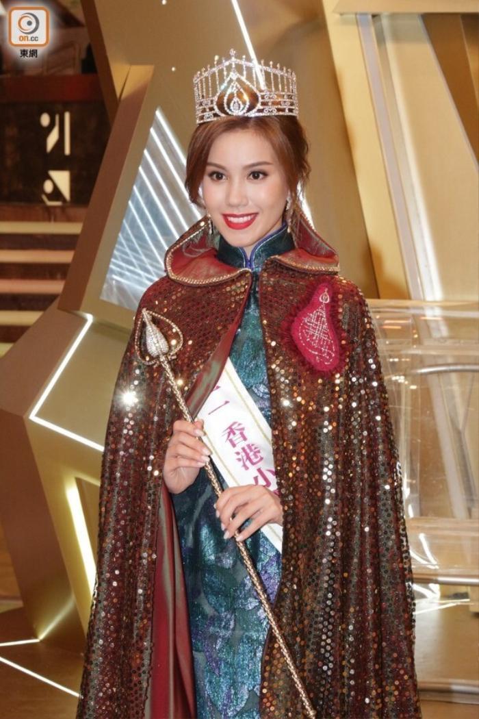Sau bao mùa thi thố, lâu lắm rồi mới có 1 tân Hoa hậu Hong Kong được khen xinh Ảnh 2
