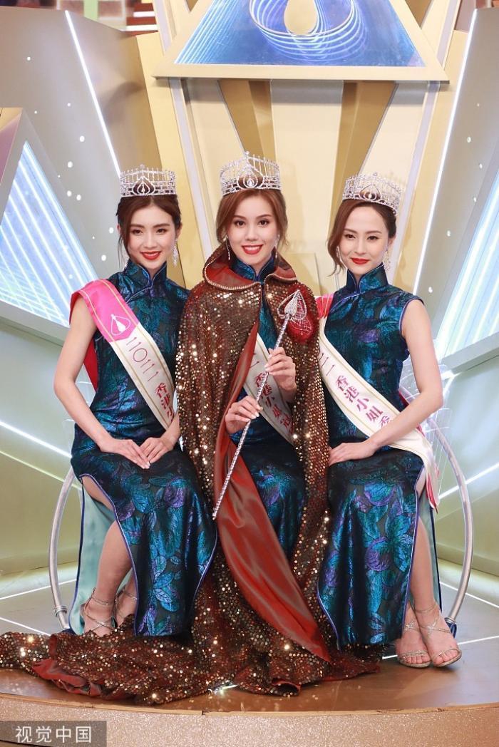 Sau bao mùa thi thố, lâu lắm rồi mới có 1 tân Hoa hậu Hong Kong được khen xinh Ảnh 1