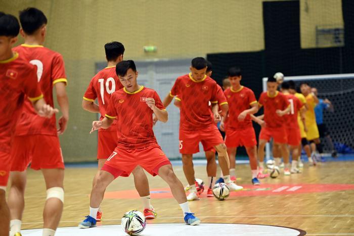 Tuyển futsal Việt Nam đừng mơ thắng Brazil như cách đây 8 năm Ảnh 1