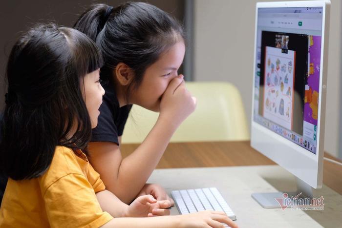 Không đánh giá định kì với học sinh lớp 1, 2 khi học online hoặc qua truyền hình Ảnh 1