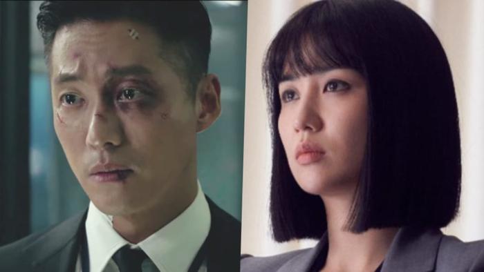 'The veil': Nam Goong Min khiến chị em phát hoảng bởi thân hình 6 múi lực lưỡng Ảnh 16