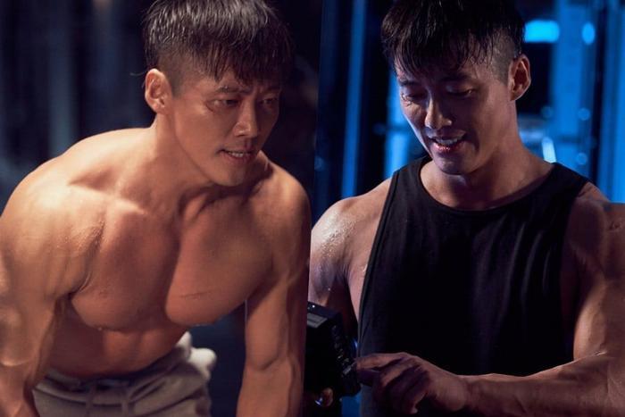 'The veil': Nam Goong Min khiến chị em phát hoảng bởi thân hình 6 múi lực lưỡng Ảnh 4