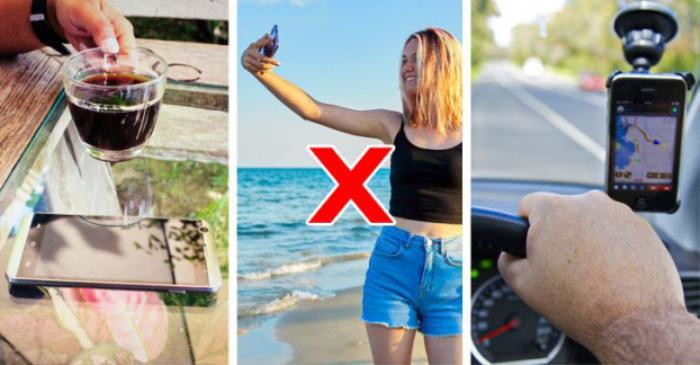 10 thói quen khiến smartphone của bạn bị nóng quá mức Ảnh 1
